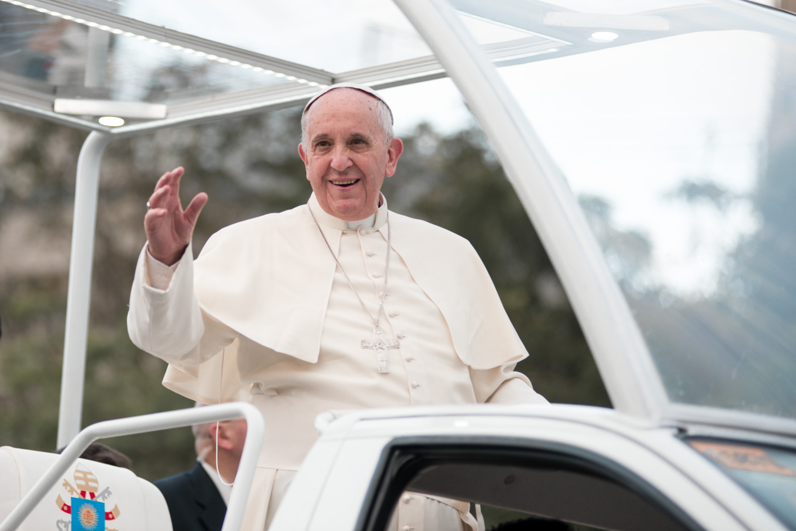 Pope Francis in Manila