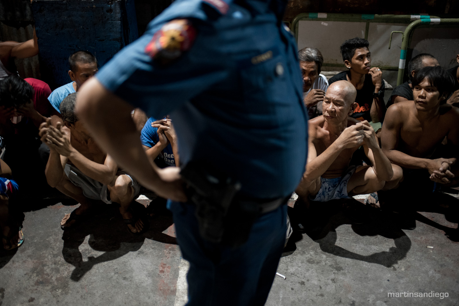 Philippines War on Drugs