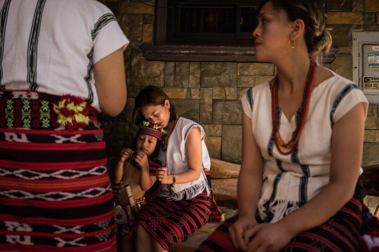 Kolot Ritual in Kiangan, Ifugao