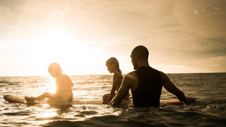 The Cosios' Sunset Ritual